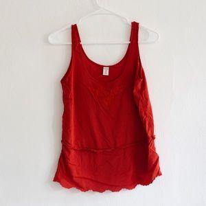 ⭐️Women's Red Tank⭐️